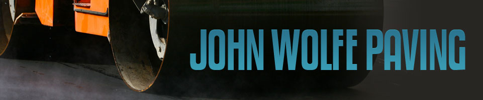 John Wolfe Paving Contractor